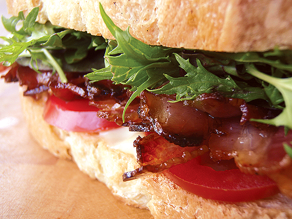 beautiful, beautiful BLT